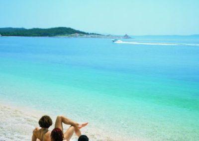 plaze v Makarske